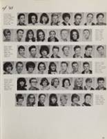 1965 San Lorenzo High School Yearbook Page 130 & 131