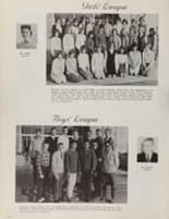 1965 San Lorenzo High School Yearbook Page 184 & 185