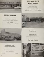 1965 San Lorenzo High School Yearbook Page 256 & 257