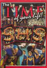 2003 Yearbook Stillwater High School