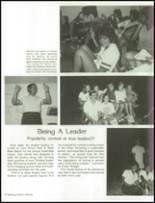 1985 Westminster Academy Yearbook Page 12 & 13