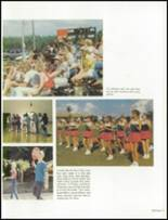 1985 Westminster Academy Yearbook Page 14 & 15