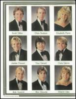 1985 Westminster Academy Yearbook Page 22 & 23