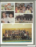 1985 Westminster Academy Yearbook Page 34 & 35