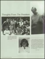 1985 Westminster Academy Yearbook Page 40 & 41