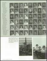 1985 Westminster Academy Yearbook Page 42 & 43