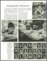 1985 Westminster Academy Yearbook Page 52 & 53
