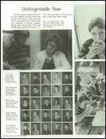 1985 Westminster Academy Yearbook Page 54 & 55