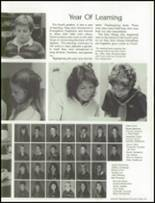 1985 Westminster Academy Yearbook Page 56 & 57