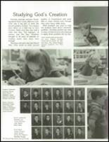 1985 Westminster Academy Yearbook Page 60 & 61