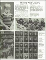 1985 Westminster Academy Yearbook Page 62 & 63