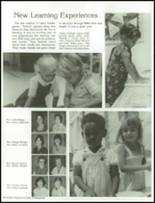 1985 Westminster Academy Yearbook Page 66 & 67