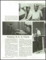 1985 Westminster Academy Yearbook Page 68 & 69