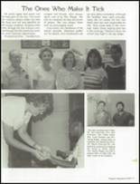 1985 Westminster Academy Yearbook Page 74 & 75