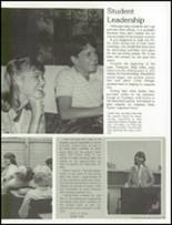 1985 Westminster Academy Yearbook Page 104 & 105