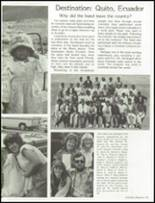 1985 Westminster Academy Yearbook Page 106 & 107