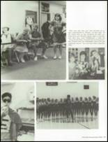1985 Westminster Academy Yearbook Page 108 & 109