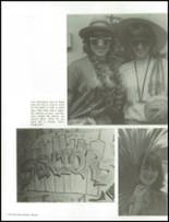 1985 Westminster Academy Yearbook Page 122 & 123