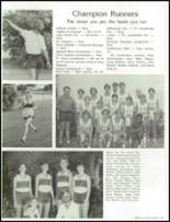1985 Westminster Academy Yearbook Page 134 & 135