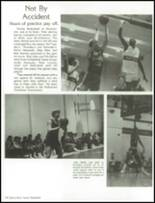 1985 Westminster Academy Yearbook Page 154 & 155