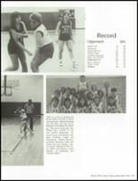 1985 Westminster Academy Yearbook Page 162 & 163