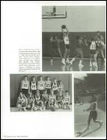 1985 Westminster Academy Yearbook Page 164 & 165