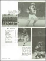 1985 Westminster Academy Yearbook Page 166 & 167