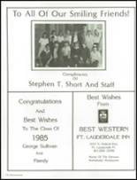 1985 Westminster Academy Yearbook Page 180 & 181