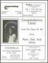 1985 Westminster Academy Yearbook Page 194 & 195