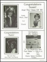 1985 Westminster Academy Yearbook Page 196 & 197
