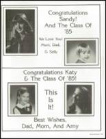 1985 Westminster Academy Yearbook Page 198 & 199