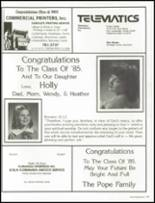 1985 Westminster Academy Yearbook Page 200 & 201
