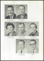 1962 New Diana High School Yearbook Page 10 & 11