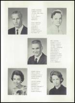 1962 New Diana High School Yearbook Page 16 & 17