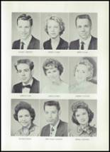 1962 New Diana High School Yearbook Page 20 & 21