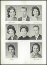 1962 New Diana High School Yearbook Page 22 & 23