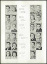 1962 New Diana High School Yearbook Page 32 & 33