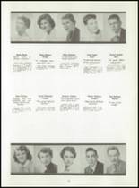 1954 Graveraet High School Yearbook Page 22 & 23