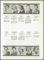 1954 Graveraet High School Yearbook Page 24 & 25