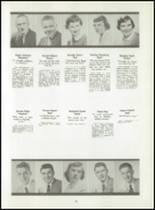 1954 Graveraet High School Yearbook Page 28 & 29