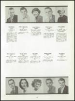1954 Graveraet High School Yearbook Page 30 & 31