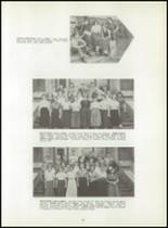 1954 Graveraet High School Yearbook Page 40 & 41