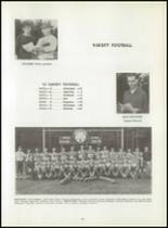 1954 Graveraet High School Yearbook Page 44 & 45