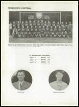 1954 Graveraet High School Yearbook Page 48 & 49