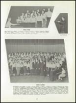 1954 Graveraet High School Yearbook Page 66 & 67