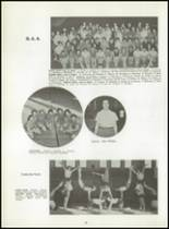 1954 Graveraet High School Yearbook Page 70 & 71