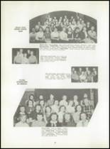 1954 Graveraet High School Yearbook Page 72 & 73
