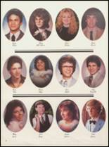 1984 Meigs High School Yearbook Page 12 & 13
