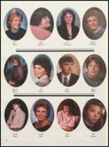 1984 Meigs High School Yearbook Page 14 & 15
