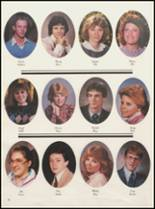1984 Meigs High School Yearbook Page 16 & 17